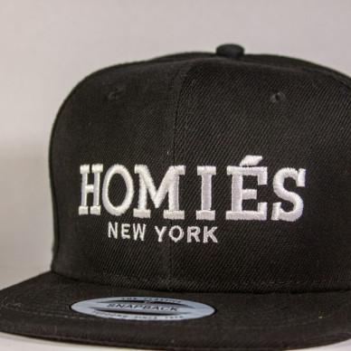 Товары кепка snapback asos homies new york черная