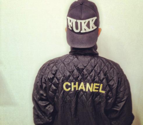 FUKK кепка купить в украине