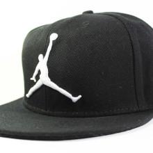 Кепка Snapback Jordan Jumpman черная NBA AND1