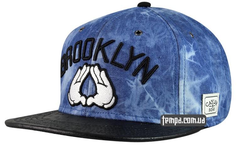 brooklyn snapback кепка купить в украине