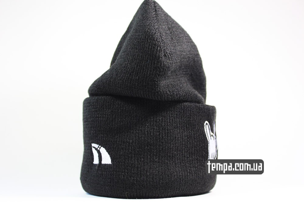11c1f148e195 Купить зимнюю шапку Beanie Gesture (Жест) Cayler and Sons черная ...