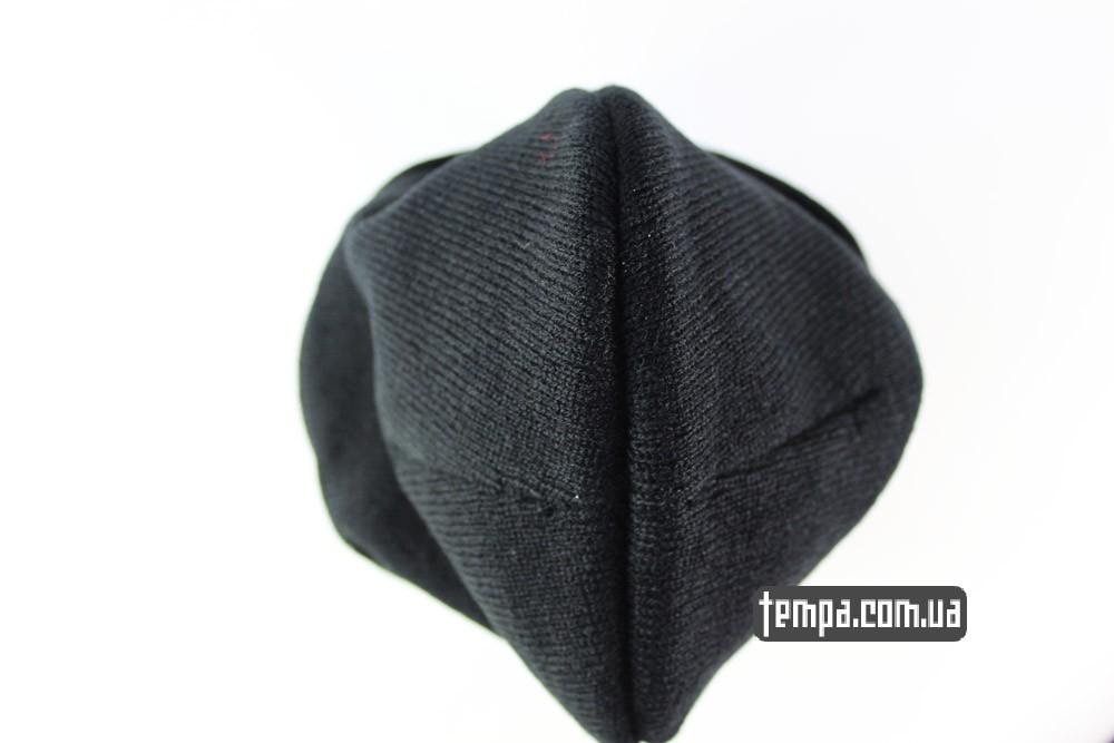 Купить теплую зимнюю шапку VANS OFF THE WALL Украина оригинал  6918ceb20ac67