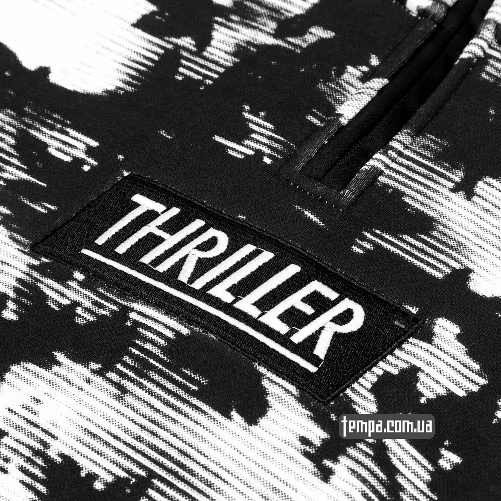 thriller одежда реперская