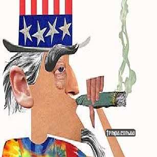 купить кепку сша америка трафа конопля марихуана одежда