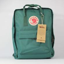 Рюкзак FJALLRAVEN Kanken 16 л. Classic зеленый молодежный backpack