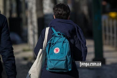 рюкзак kanken ocean голубой украина магазин