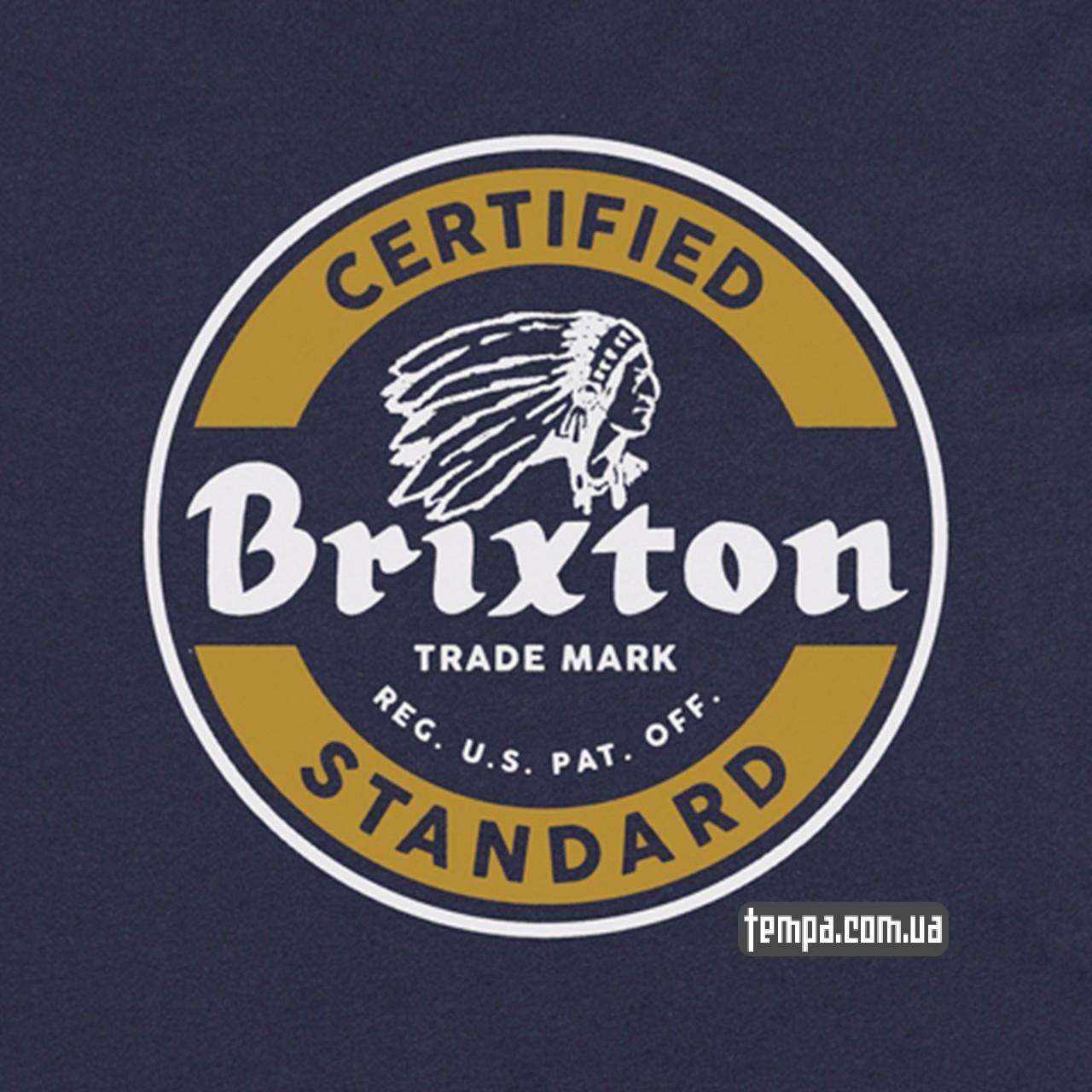 брикстон индеец оригинал одежда brixton indian