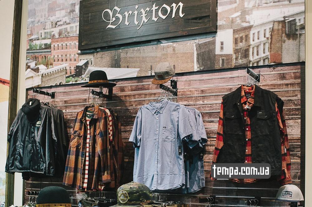 brixton одежда купить украина