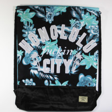 Сумка мешок Cayler and Sons Honolulu Fuckin City гавайская, уличный рюкзак