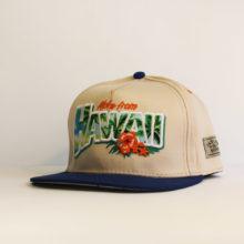Кепка Snapback Aloha From Hawaii Cayler And Sons бежевая
