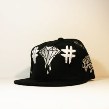 Кепка Snapback #HASHTAG Dick Squad Cayler and Sons