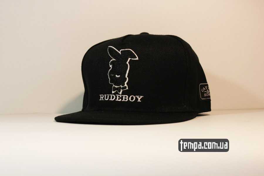 Кепка Snapback Rudeboy Bart Simpson Playboy Cayler and Sons  0fdd554ea89a