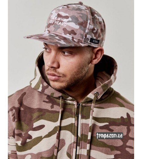 купить украина cayler-sons-fuck-what-you-heard-camo-cap-camouflage-snapback