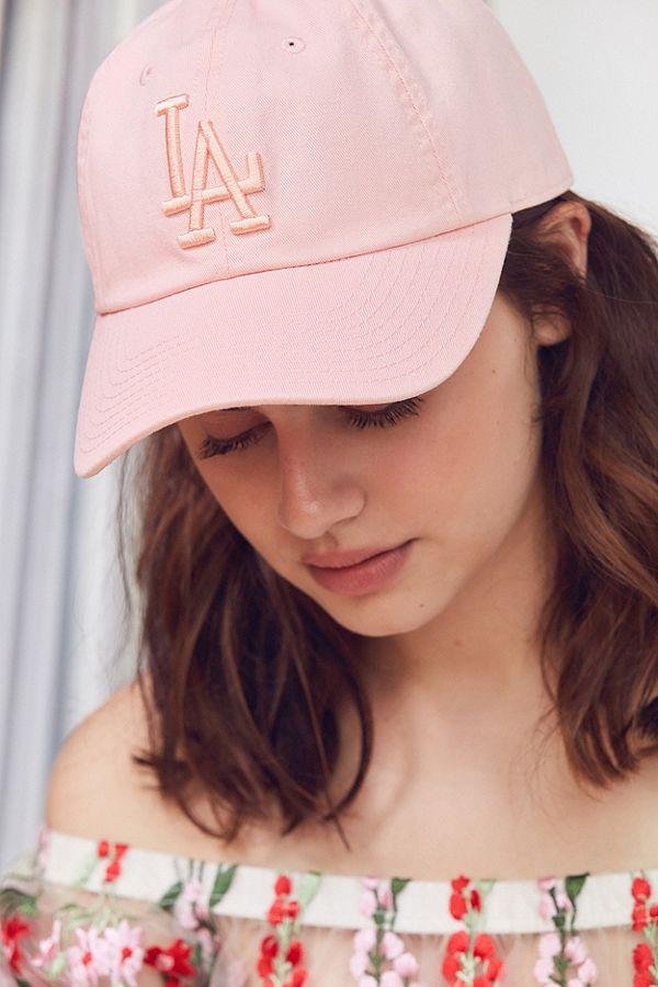 LA кепка купить розовая бейсбокли снепбеки женские заказать