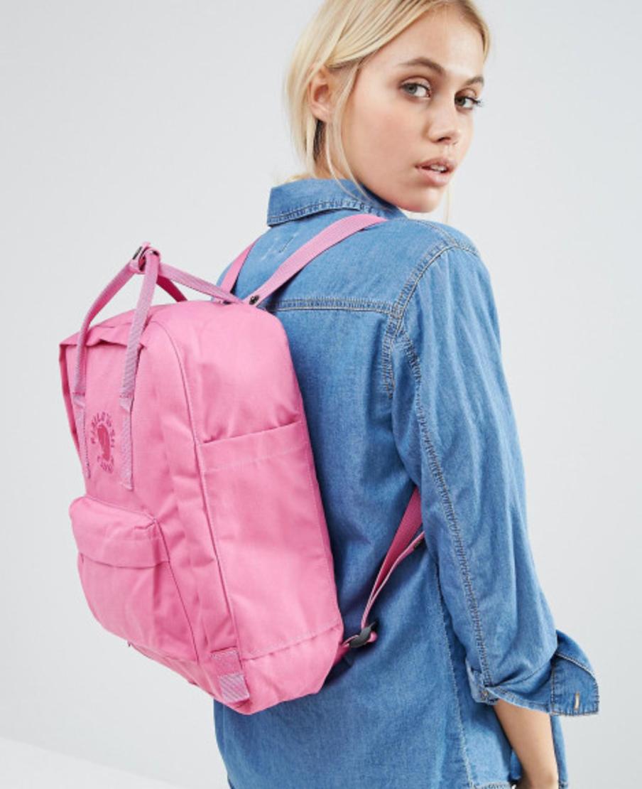 купить розовый рюкзак канкен украина rekanken реканкен.
