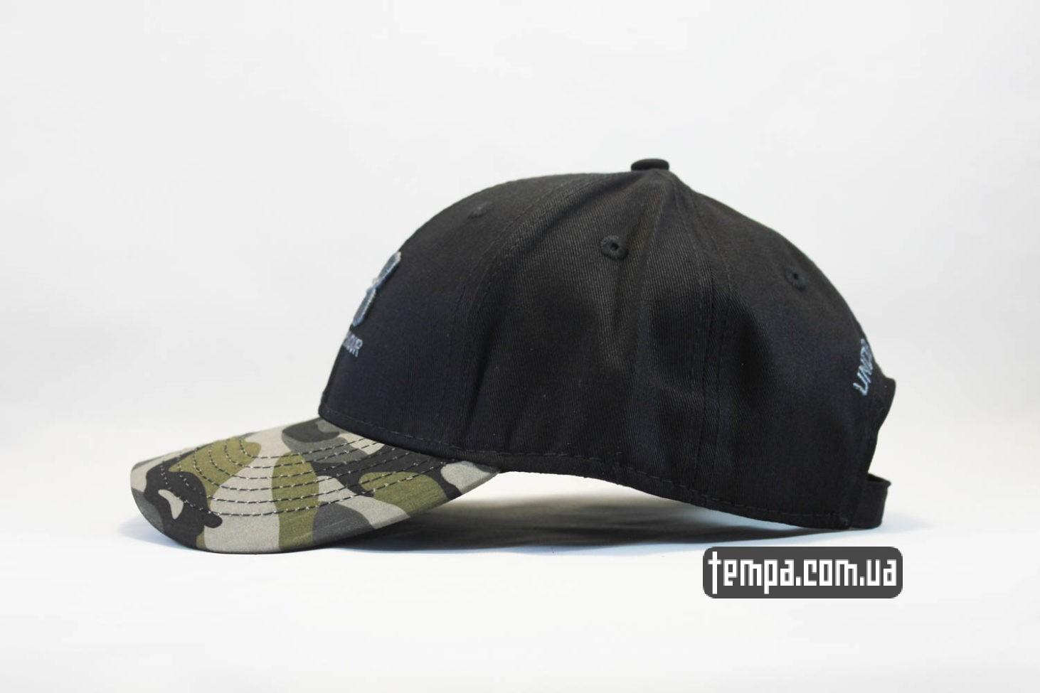 Кепка бейсболка Under Armour USA Military военная купить | Tempa