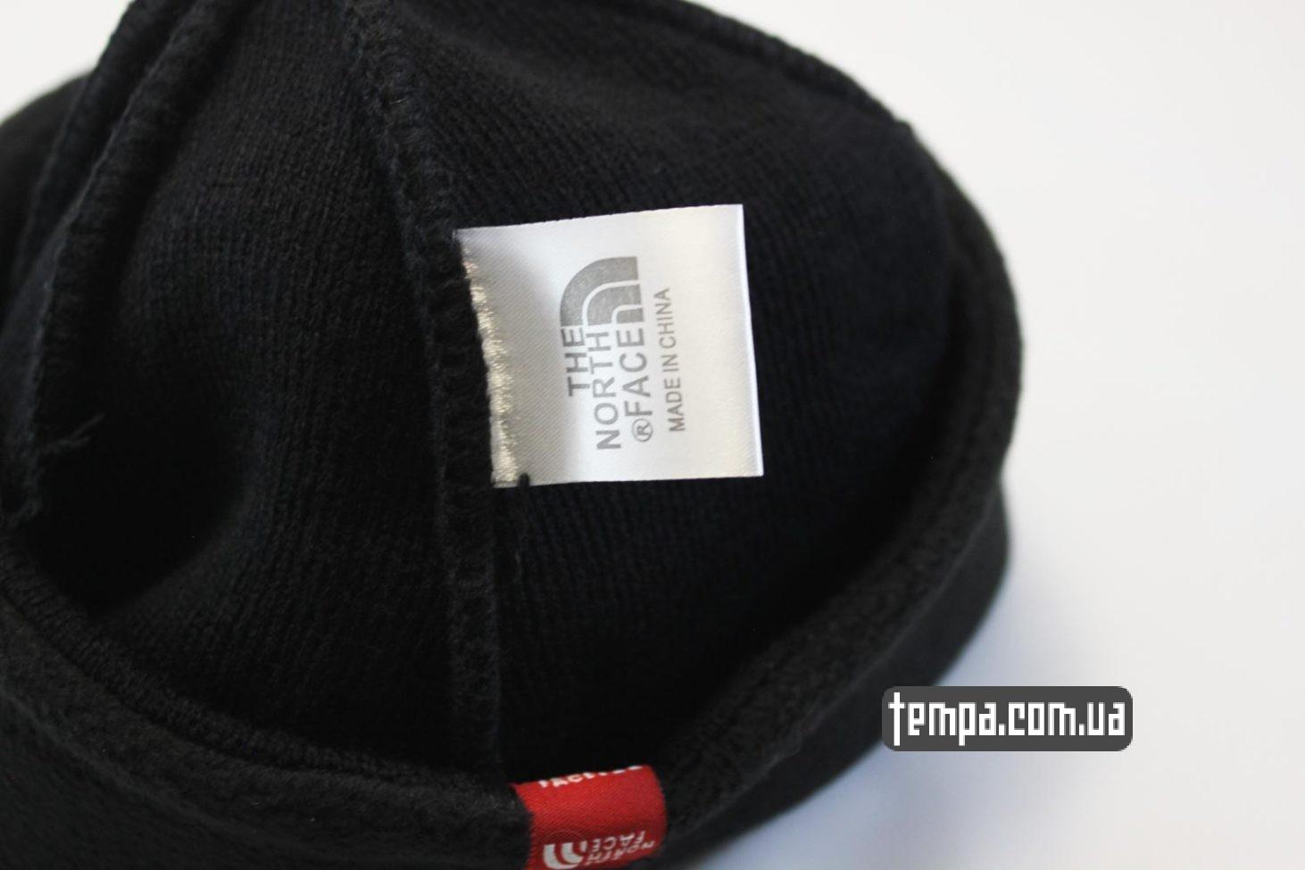 хайкинг Украина магазин шапка beanie the north face black черная оригинал купить Украина