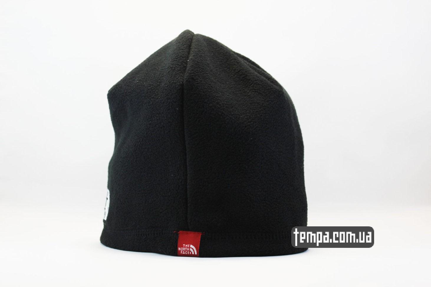 купить оригинал шапка beanie the north face black черная оригинал купить Украина