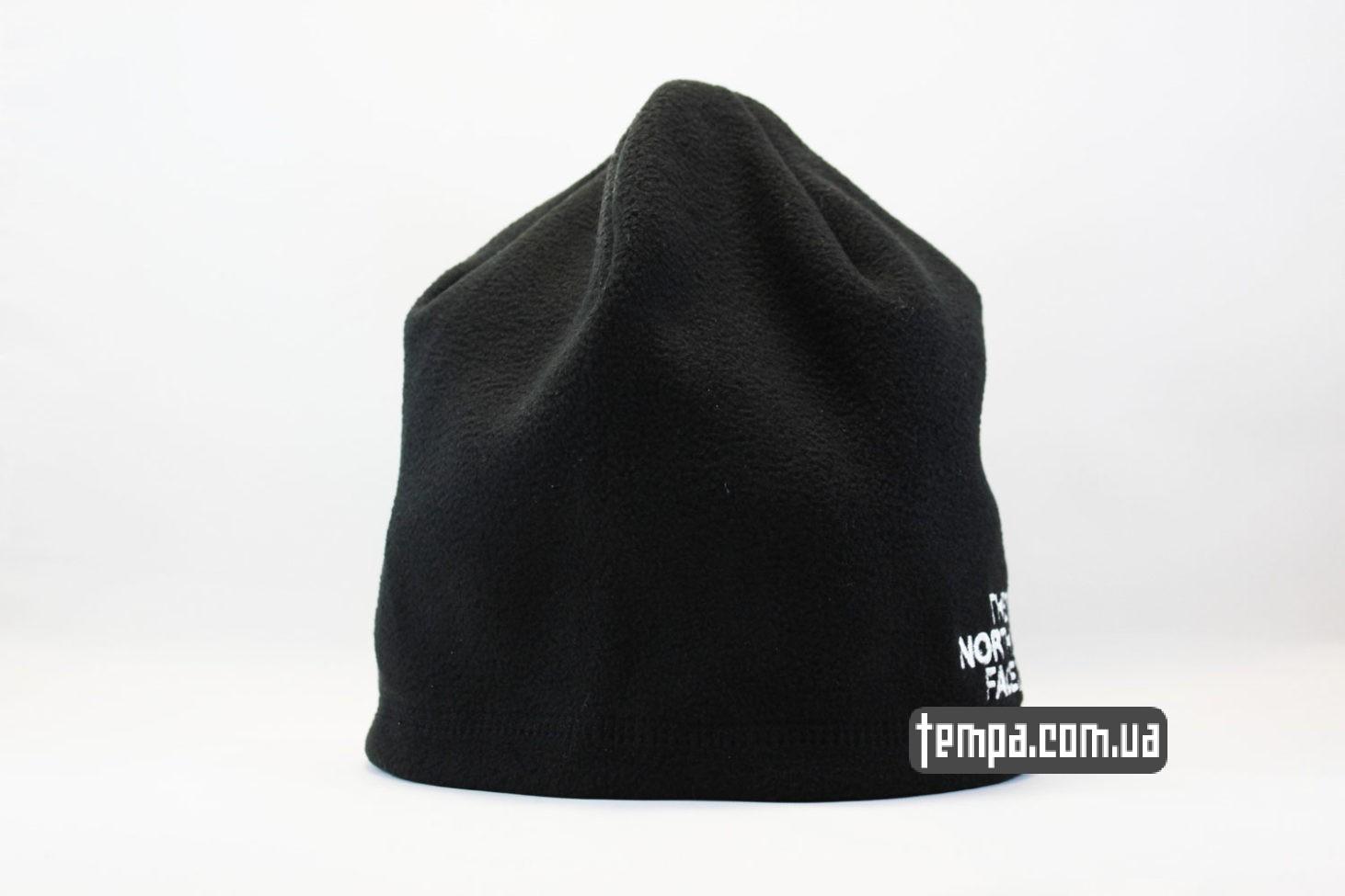одежда для хайкинга шапка beanie the north face black черная оригинал купить Украина