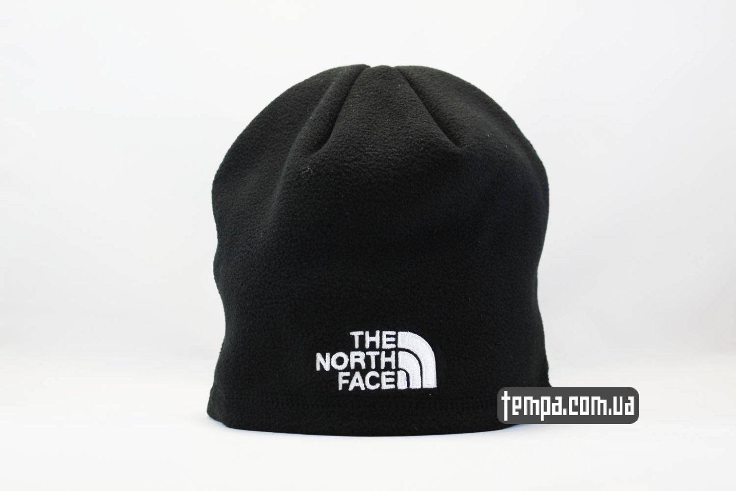 шапка beanie the north face black черная оригинал купить Украина