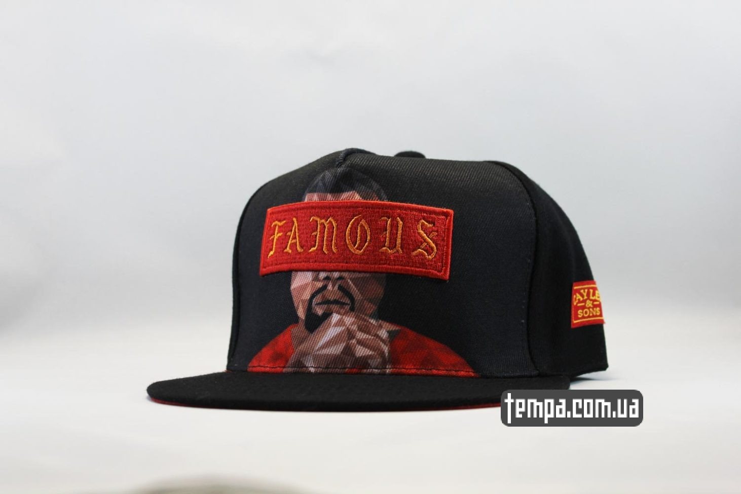 кепка snapback kanye west FAMOUS cayler and sons