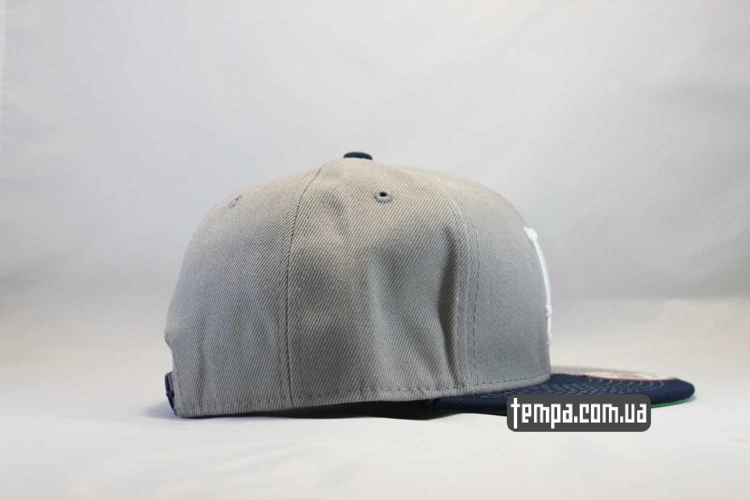 классическая кепка Snapback La Los Angeles Oldschool classic New Era бейсболка купить
