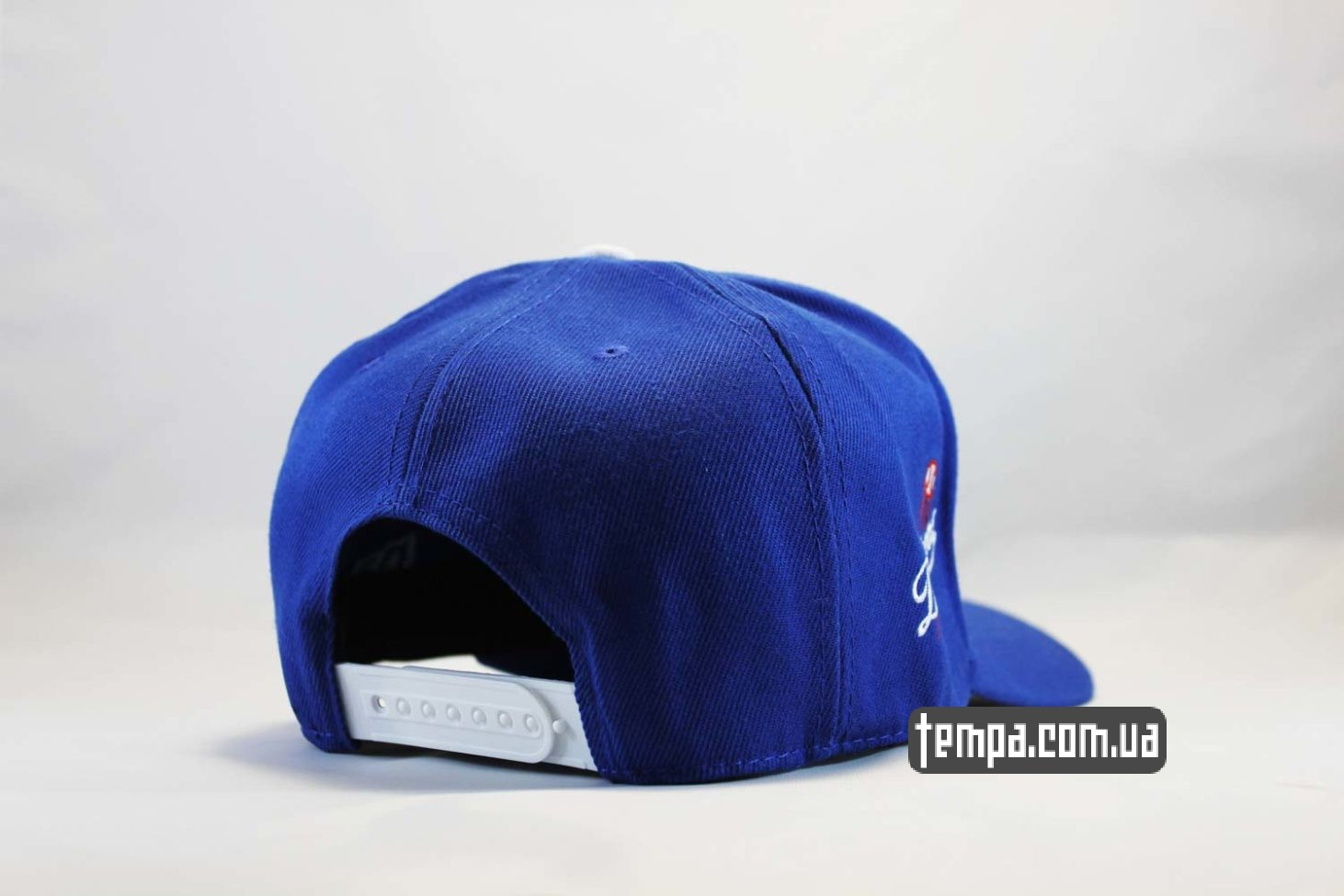 купить магазин украина кепка бейсболка snapback LA Los Angeles Dodgers New Era синяя купить