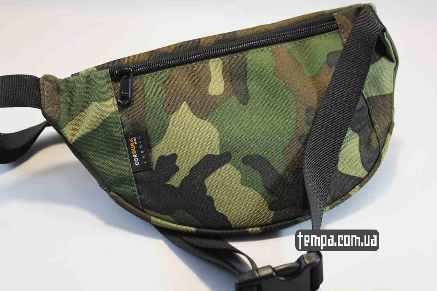 Carhartt украина поясная сумка бананка Carhartt Fanny Pack военного цвета