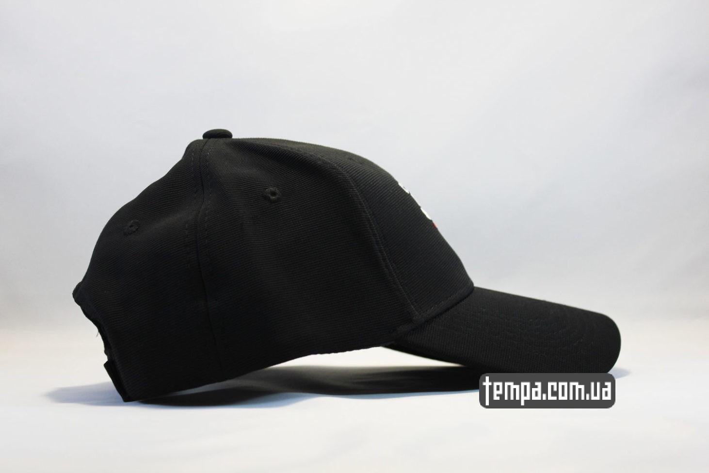 чикаго булс баскетбольная кепка бейсболка Chicago Bulls New Era с быком черная