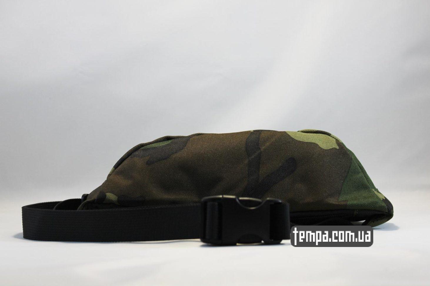 сумка на пояс купить поясная сумка бананка Carhartt Fanny Pack военного цвета