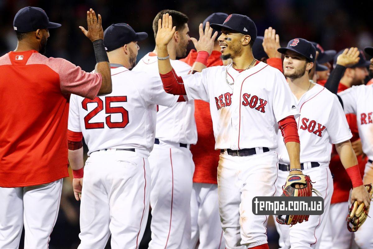 Boston Red Sox бейсболная команда купить одежду Украина