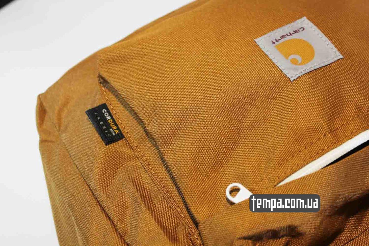 Carhartt borwn backpack рюкзак Carhartt коричневый купить оригинал bagpack кархартт