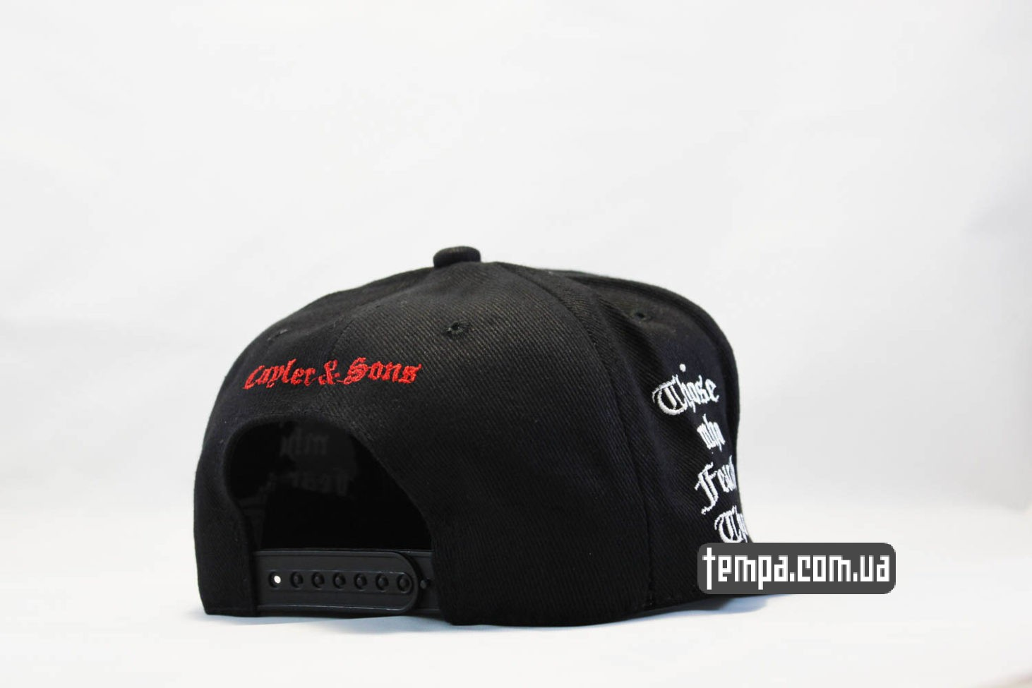 бейсболка ганстерская кепка snapback с розой Those who fear the thorns, will never pick the roses cayler and sons