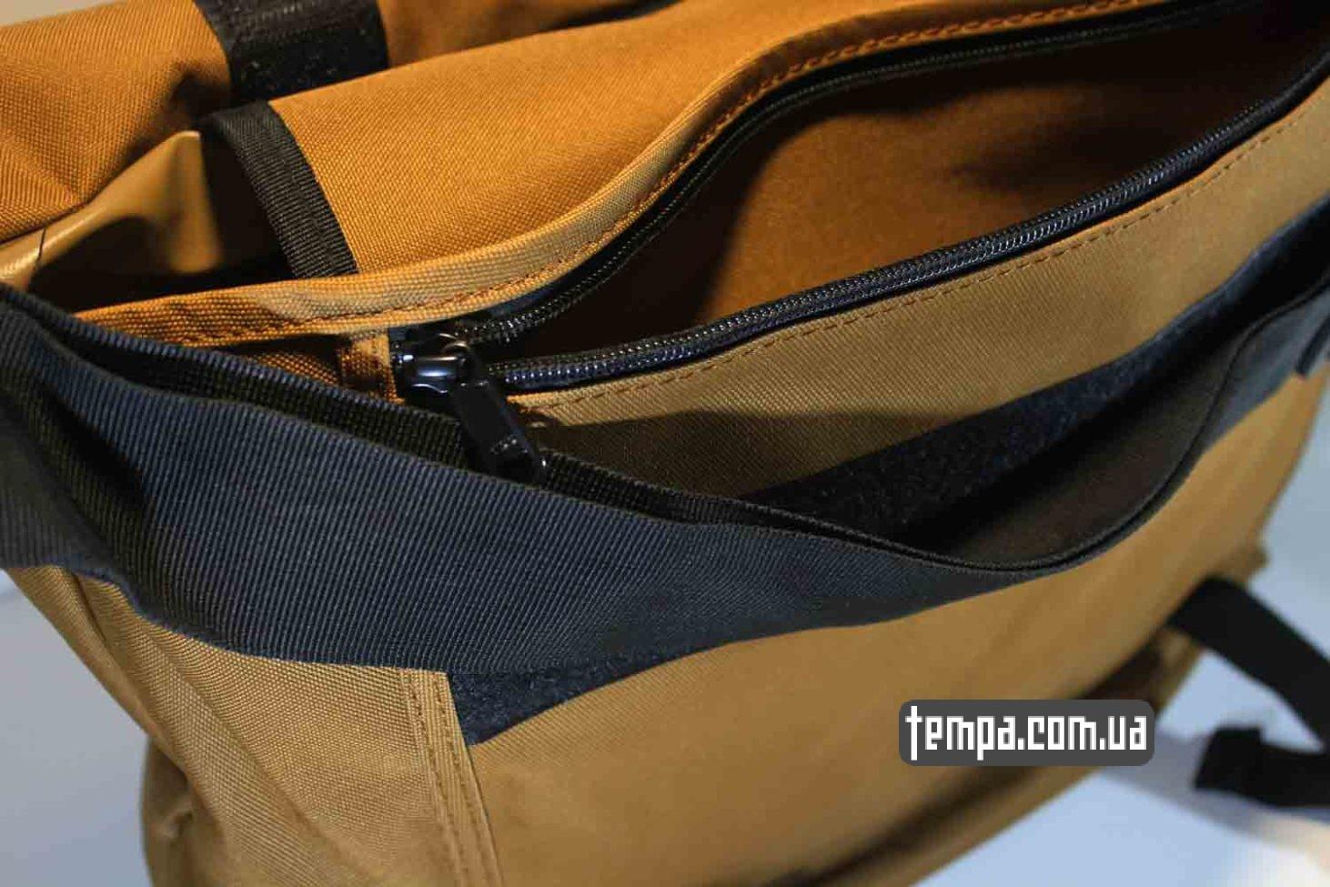 carhartt brown bag сумка через плечо carhartt bag коричневая купить Украина