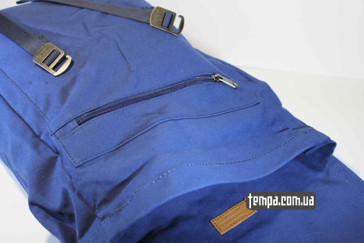 где купить оригинал киев украина синий рюкзак сумка Fjallraven Foldsack No.1 Backpack