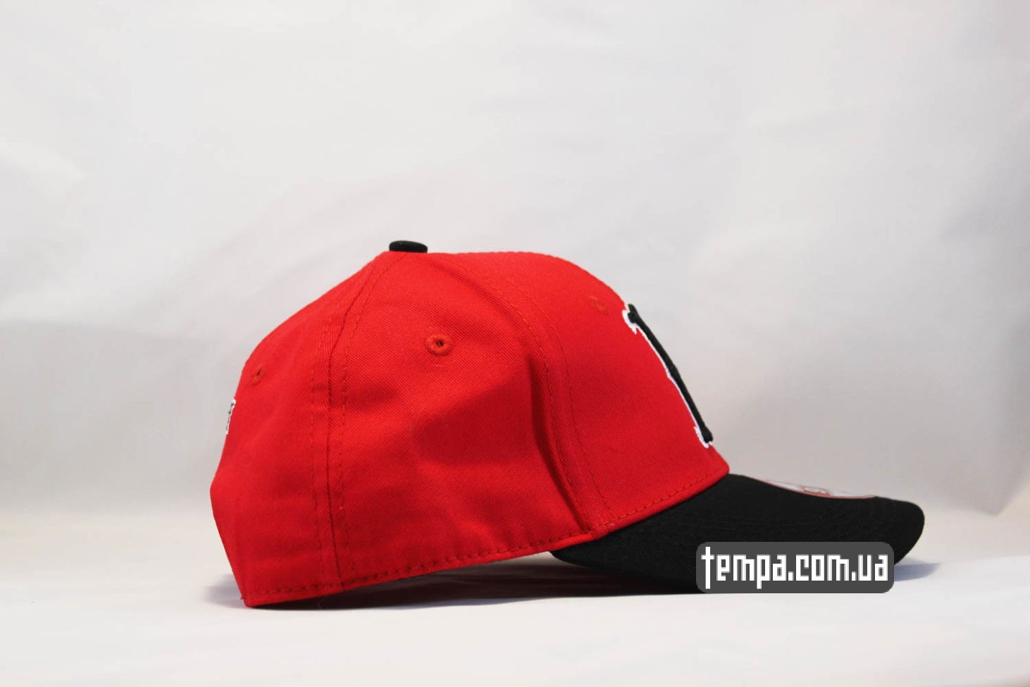 гнущийся козырек кепка бейсболка BOSTON REDSOX красная new era