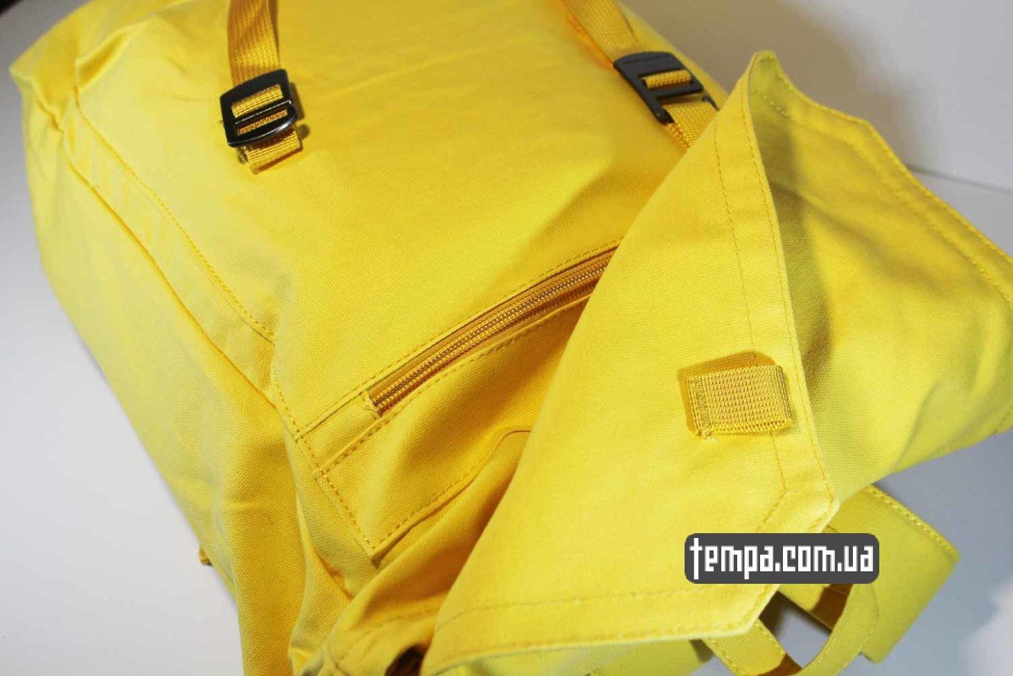 канкены купить рюкзак сумка G-1000 FOLDSACK NO.1 fjallraven kanken желтый