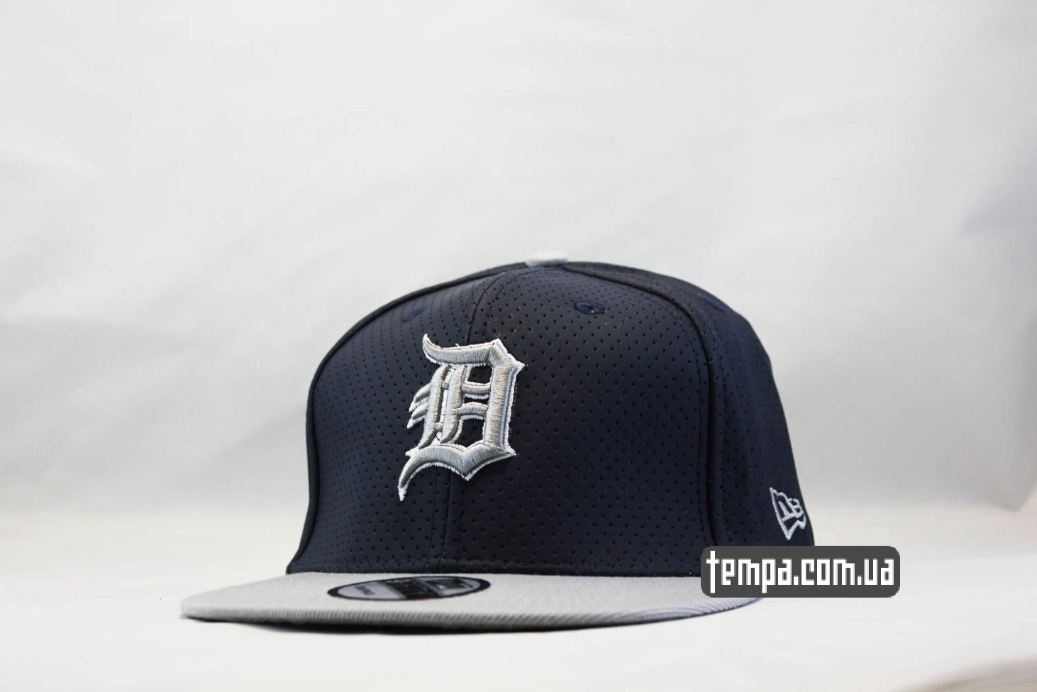 кепка snapback DETROID new era trucker 9fifty с сеточкой