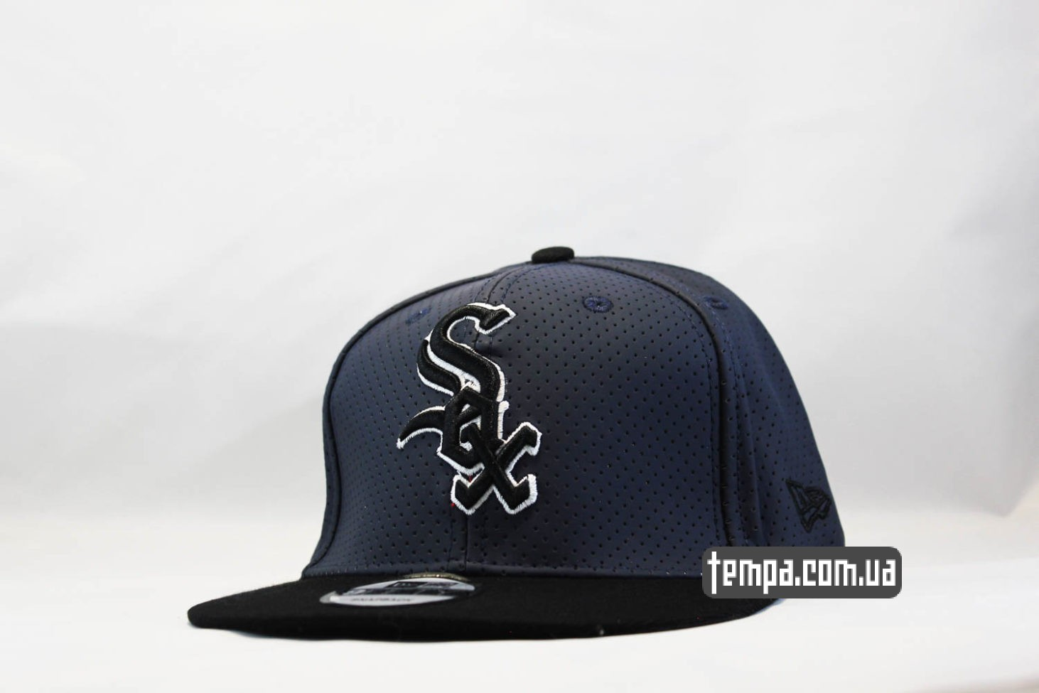 кепка snapback TRUCKER Chicago White Sox new era с сеткой_