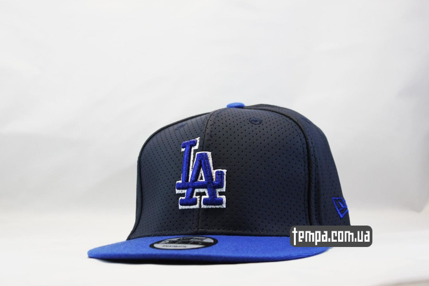 кепка snapback trucker LA Los Angeles New Era с сеткой