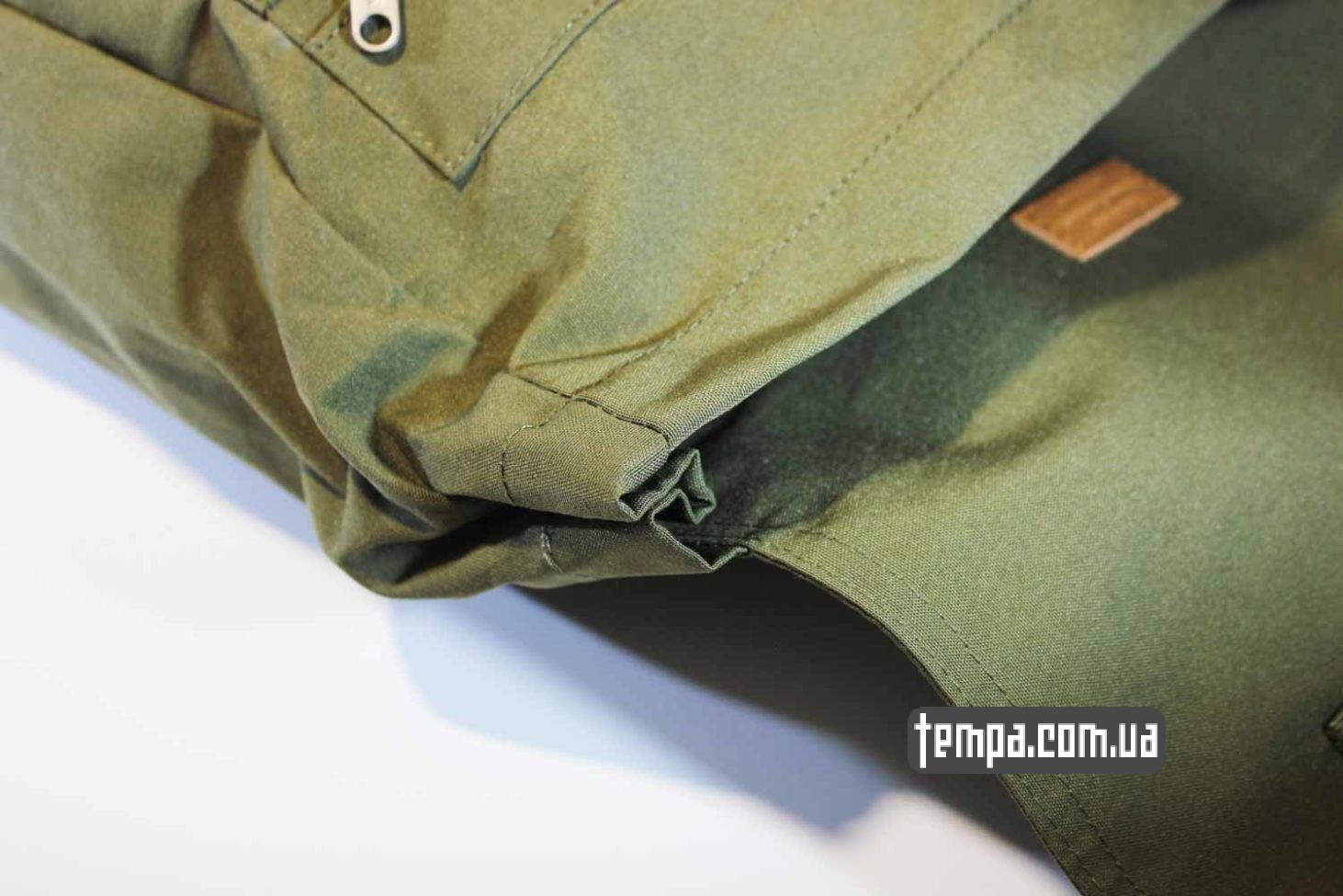 киев магазин купить рюкзак сумка Fjällräven Rucksack Foldsack No.1 - 16 литров зеленый