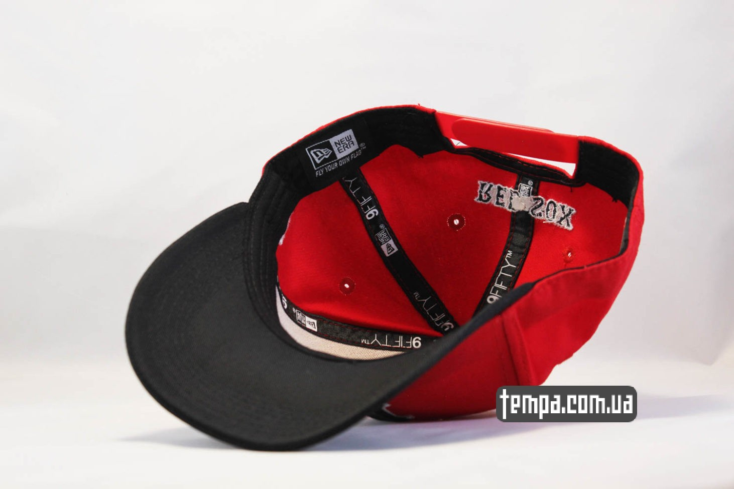 магазин new era украина кепка бейсболка BOSTON REDSOX красная new era