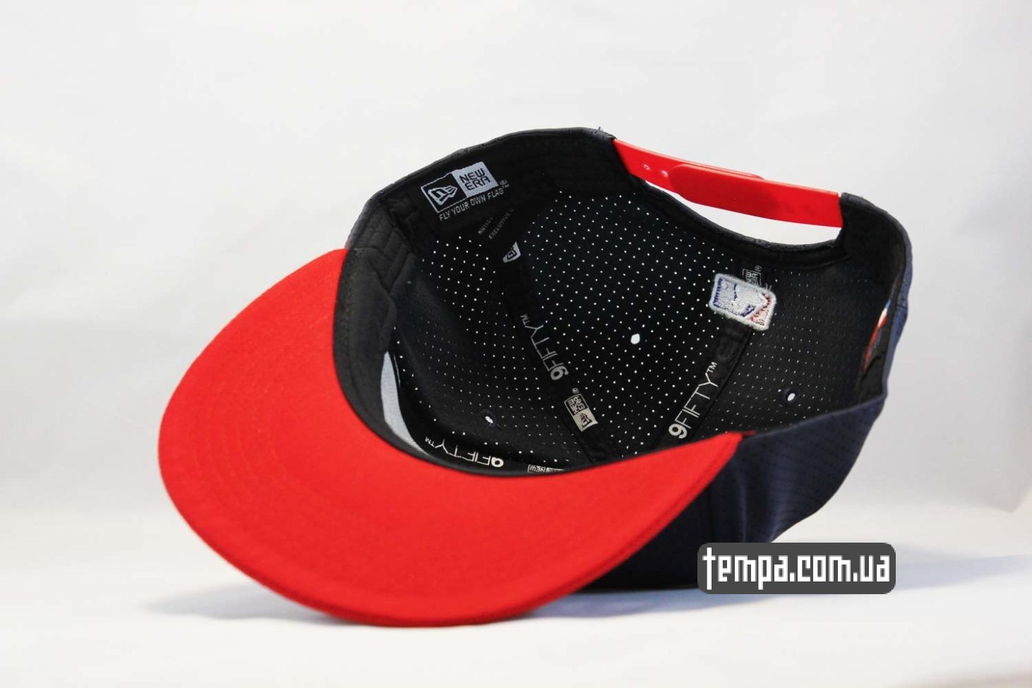 newera магазин украина кепка snapback Cleveland Indians New Era trucker с сеточкой