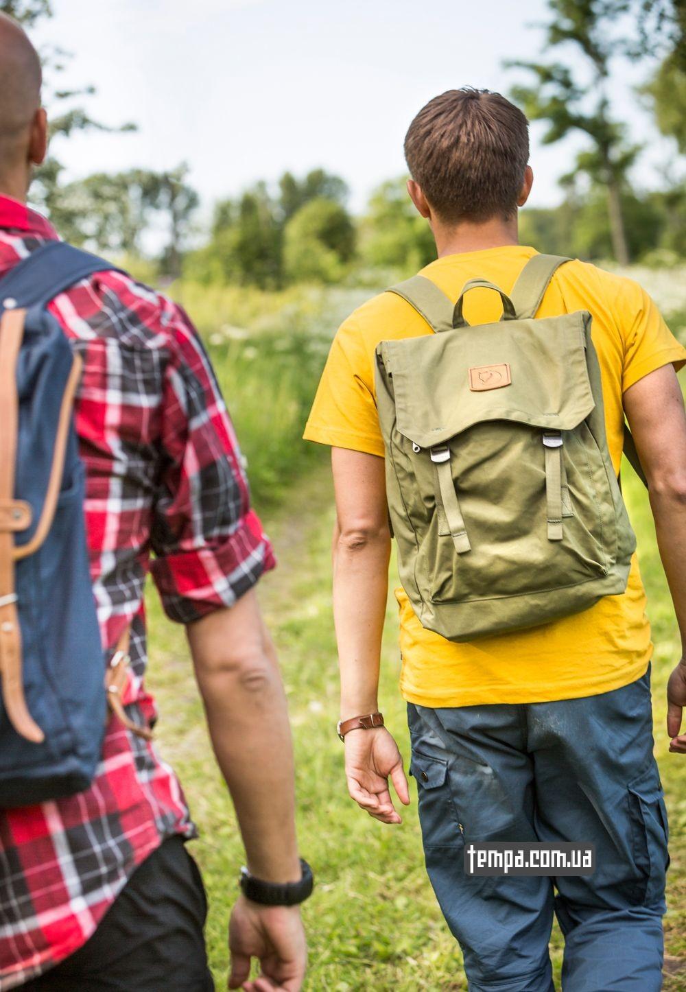 рюазки сумки купить Fjällräven Rucksack Foldsack No.1