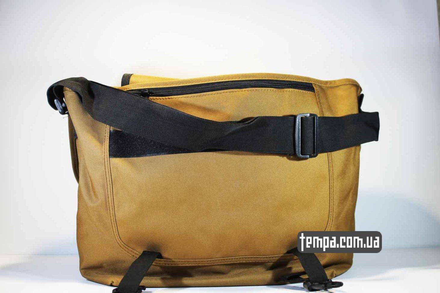 школьная сумка через плечо carhartt bag коричневая купить Украина