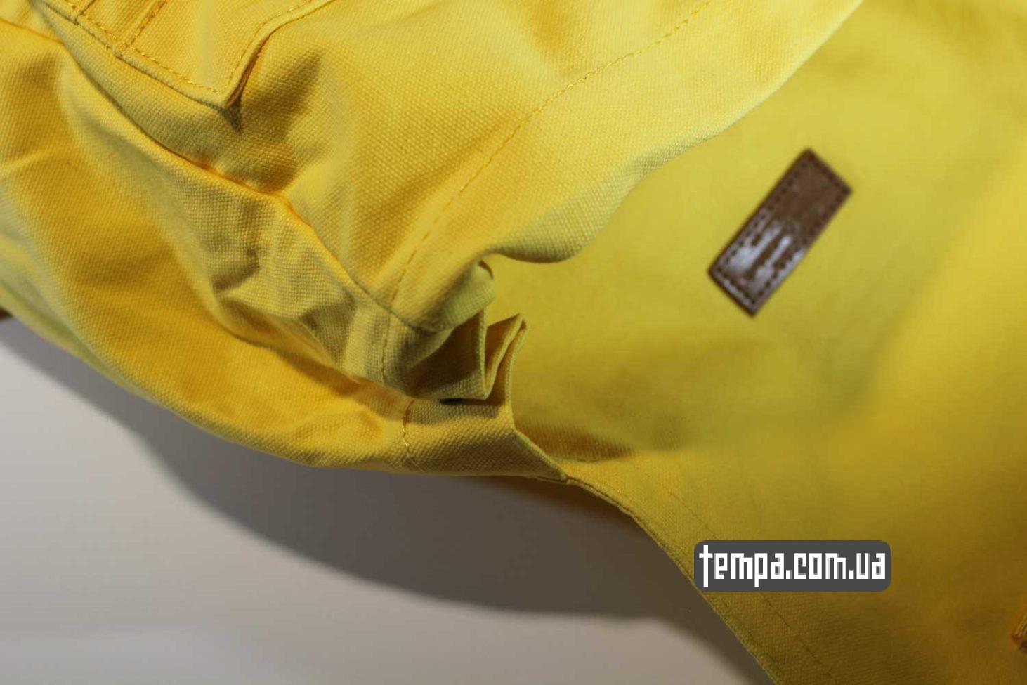 школьный для школы рюкзак сумка G-1000 FOLDSACK NO.1 fjallraven kanken желтый