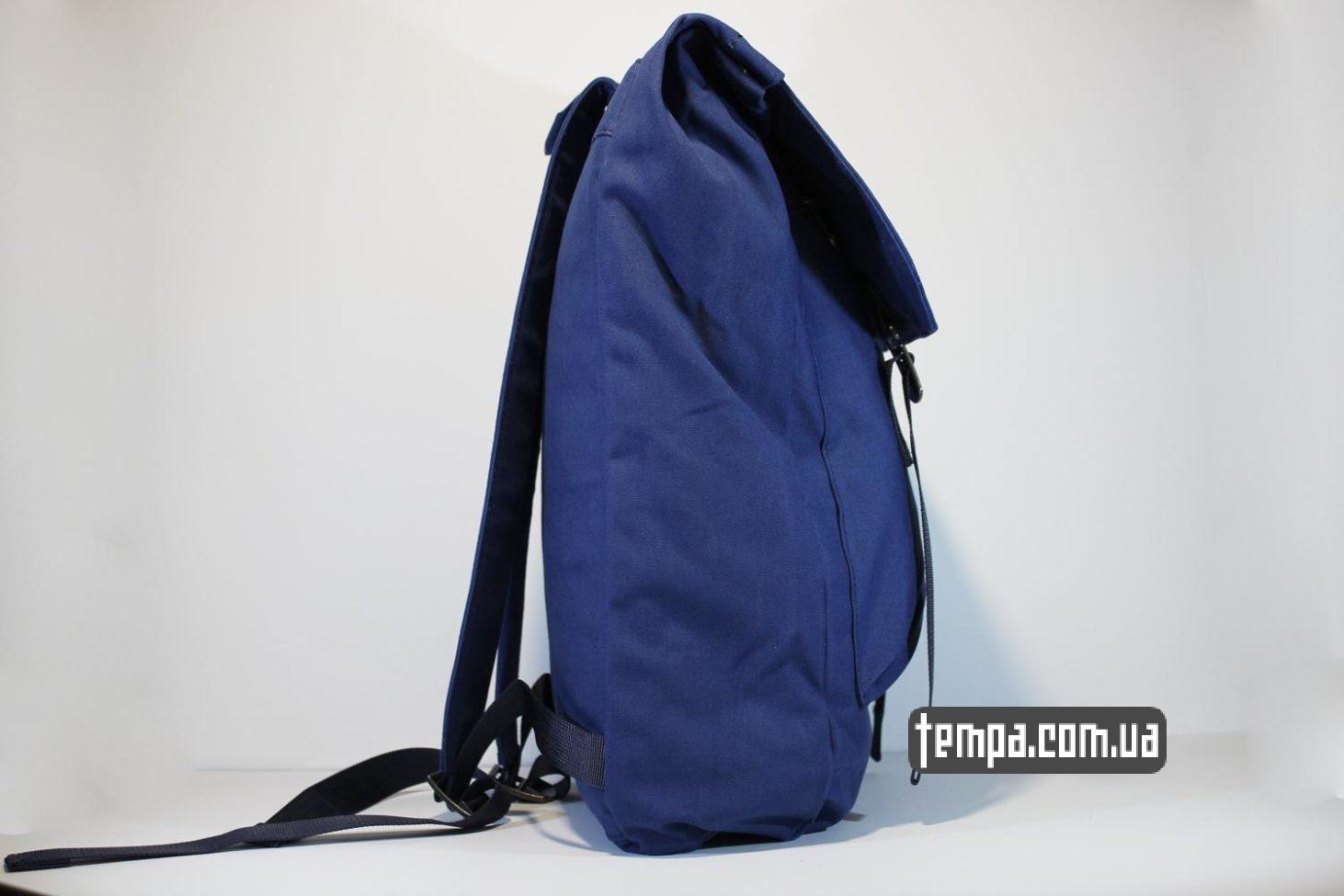 школьный университетский синий рюкзак сумка Fjallraven Foldsack No.1 Backpack