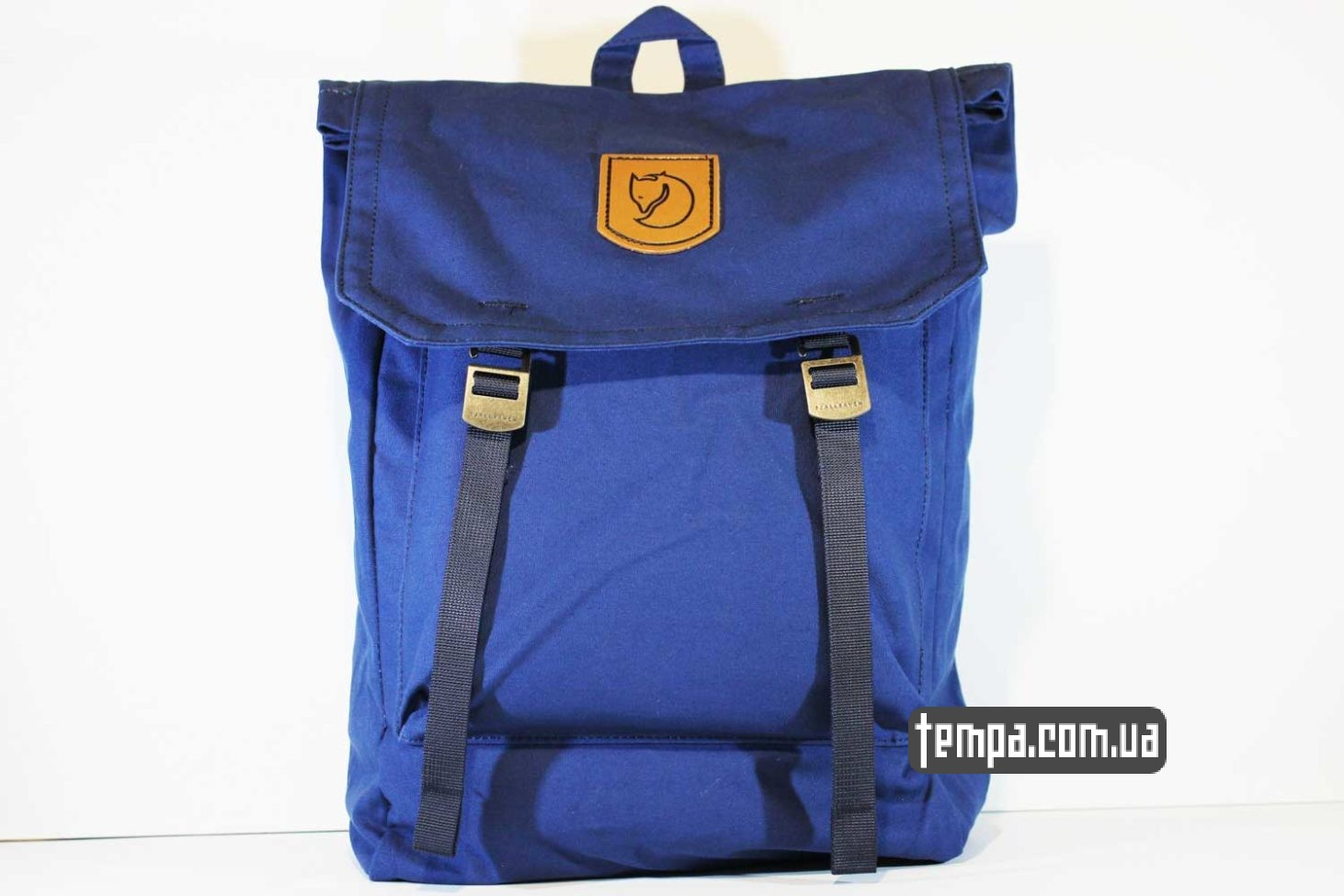 синий рюкзак сумка Fjallraven Foldsack No.1 Backpack