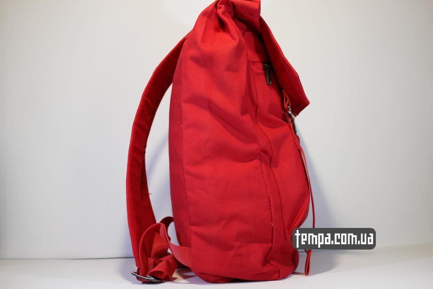 унисекс рюкзаки купить рюкзак сумка Fjällräven Foldsack No.1 Ox красная