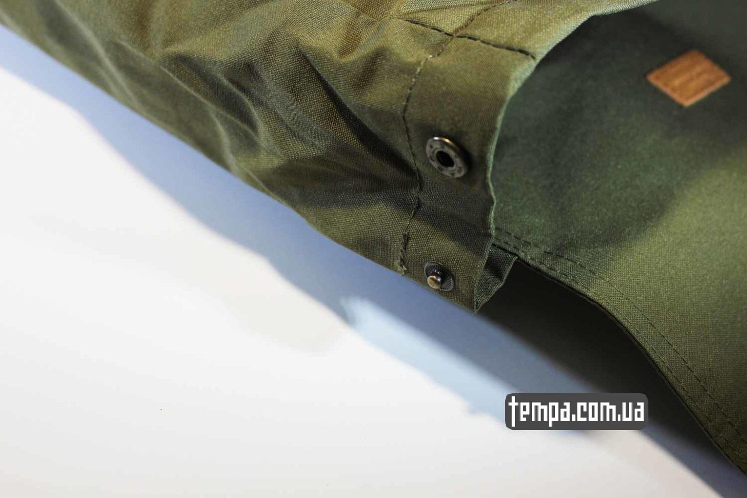 заказать оригинальный рюкзак сумка Fjällräven Rucksack Foldsack No.1 - 16 литров зеленый